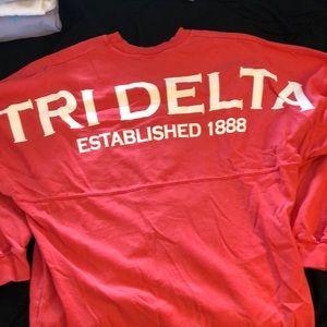 Tri Delta Spirit Jersey